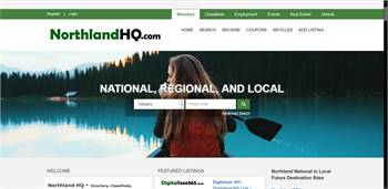 Northland HQ, Directory, Classifieds, Employment, Events, Rentals, Real Estate, Vehicles